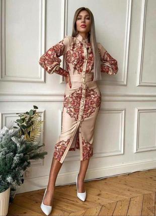 Женское платье, платье миди, нарядное платье, вечернее платье