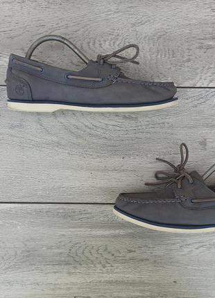 Timberland женские туфли топ сайдеры кожа оригинал 39 размер