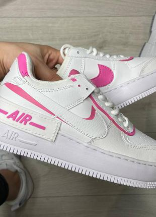 Nike air force shadow pink