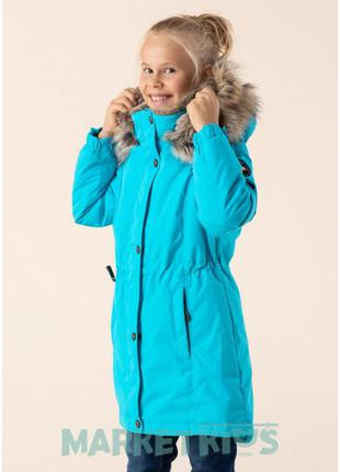 Зимняя куртка парка ленне lenne estella  цвет 663