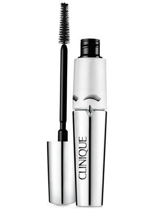 Clinique lash power flutter-to-full mascara  тушь для естественного и максимального объема