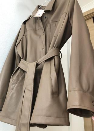 Куртка-рубашка новая