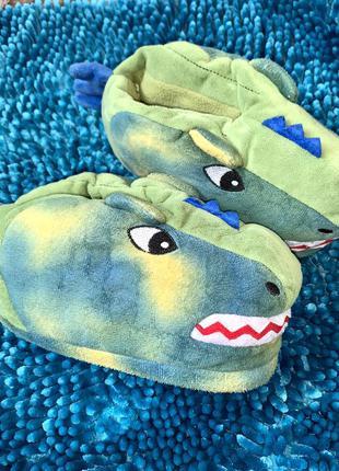 Тапочки-крокодили