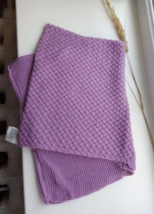 Снуд шарф капор 30% меринос, 30% альпака, 40 пан