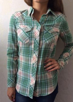 Рубашка levis женская