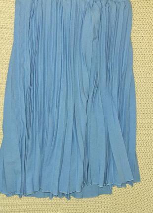 Очень красивая юбка плиссе миди под любой образ