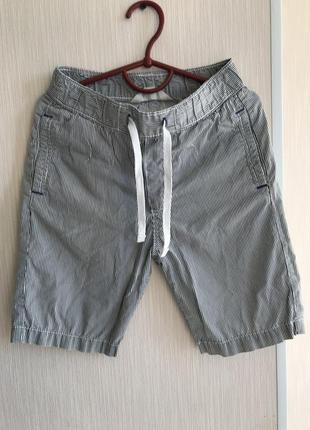 Тоненькие шорты h&m 5-6лет
