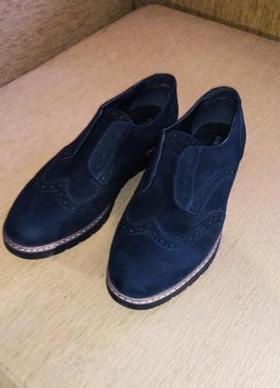 Женские туфли   оксфорды  graceland