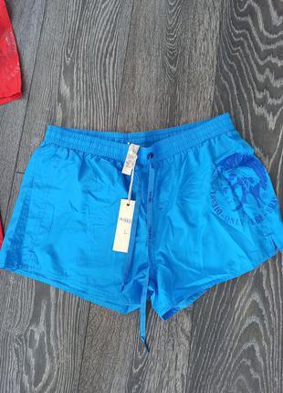 Diesel шорты спортивные плавки плавательные трусы новые s m l с м л beachwear шорты для плавания