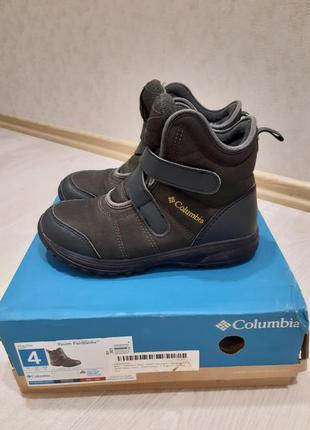 Ботинки термоботинки columbia размер 35