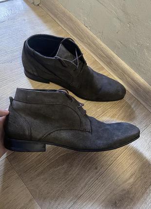 Демисезонные туфли ботинки