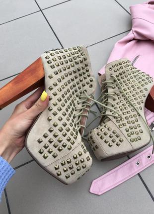 Сапоги ботильоны сапожки ботинки