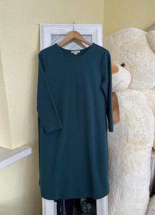 Женское элегантное платье трапеция