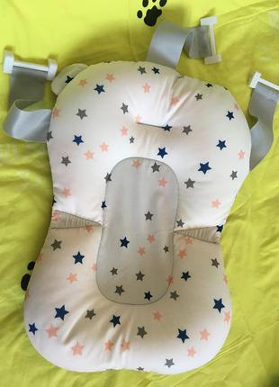 Матрасик для купания новорожденных детей