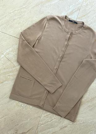 Кофта на пуговицах hugo boss оригинал/свитер кардиган hugo boss