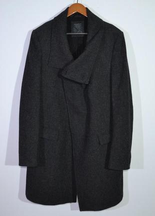 Пальто allsaints disconnect coat