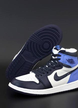 Жіночі кросівки найк женские кроссовки nike air jordan зимние