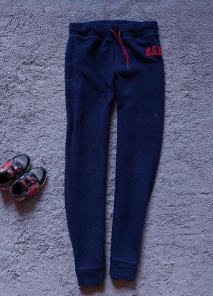 Теплые штаны на флисе для подростка
