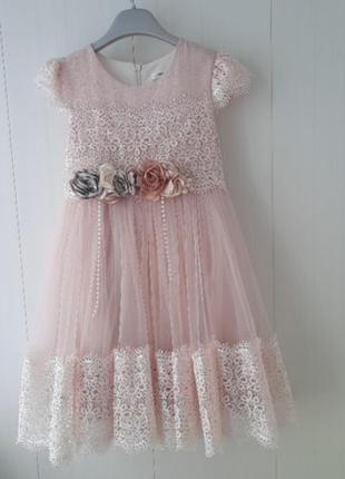 Платье для девочки 🧚♀️