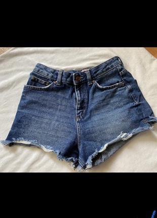Шорты джинсовые короткие летние