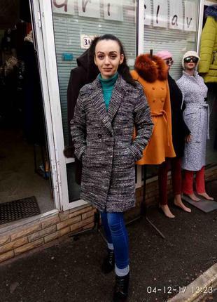 Супер пальто grislav
