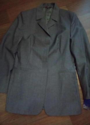 Женский удлиненный жакет / пиджак consar размер л-хл