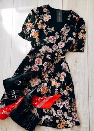 Очень красивое осеннее платье new look