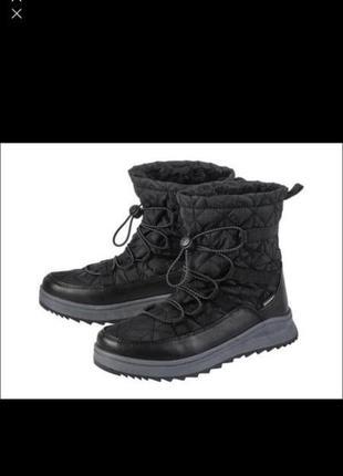 Термо ботинки,сапожки esmara