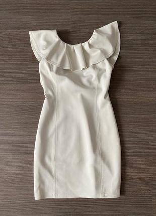 Красивое коктейльное платье imperial, производство италия, размер xs-s