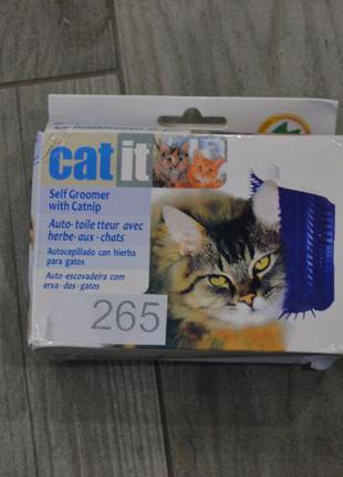 Чесалка для кошек и собак