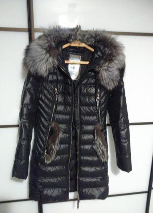 Зимняя курточка м 36 38
