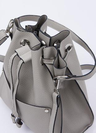 Отличная сумка-мешок sinsay.