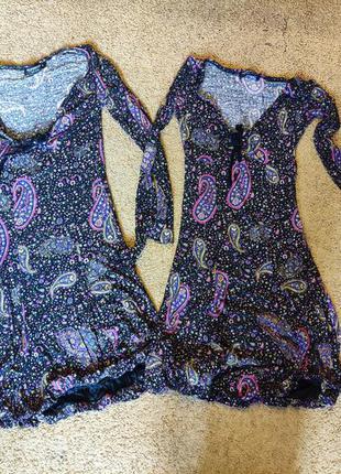 Платья одинаковые для двойняшек
