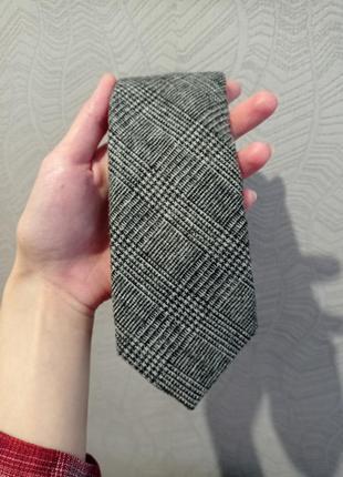 Новый шерстяной галстук
