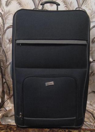 Большой чемодан, идеальное состояние