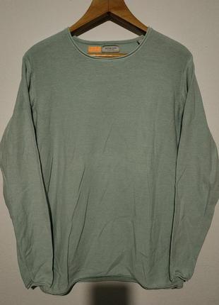Xl 52 сост нов dstrezzed пуловер лонгслив свитер кофта zxc