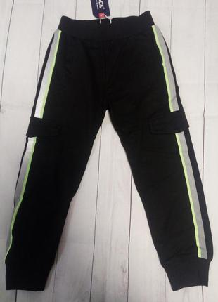 Спортивные штаны на рост 122 венгрия grace 86937 отличное качество.