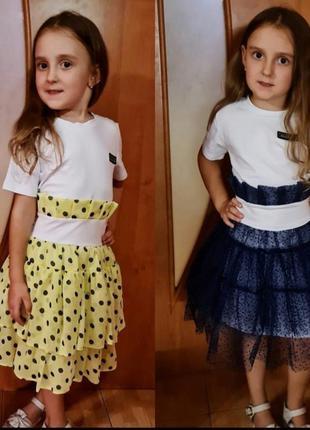 Дуже гарне плаття для дівчинки. якість шикарна