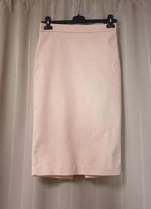 Нежно-розовая юбка карандаш calliope