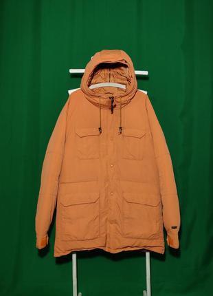 Куртка пуховик levis down jacket