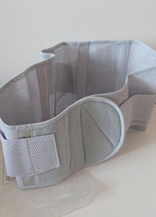 Ортопедический пояс бандаж корсет для спины из англии.
