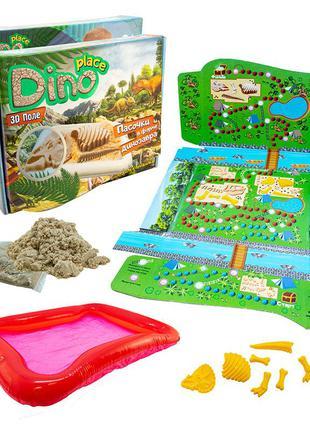 Игра « dino place» 3+