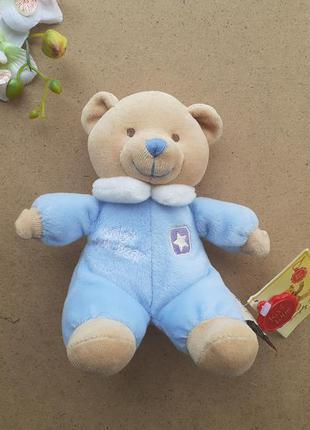 Погремушка для малыша, первый медведь keel toys