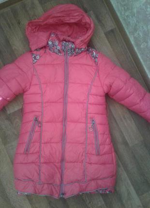 Тепла куртка