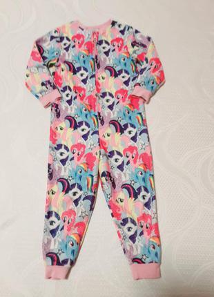 Пижама, кегуруми 3-4года