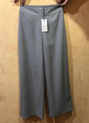 Трендовые широкие брюки штаны бренд only