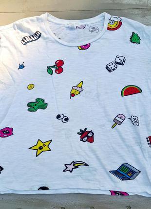 Крутая женская футболка