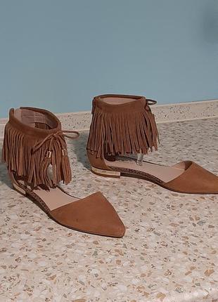 Стильные туфли,извесного бренда river island