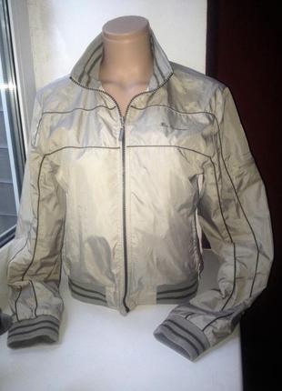 Курточка, ветровка, спортивная кофта, олимпийка, для тренировки, бега
