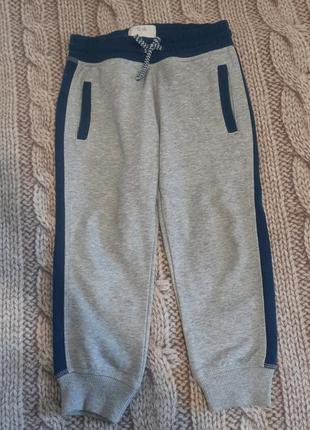 Спортивні штани з манжетами